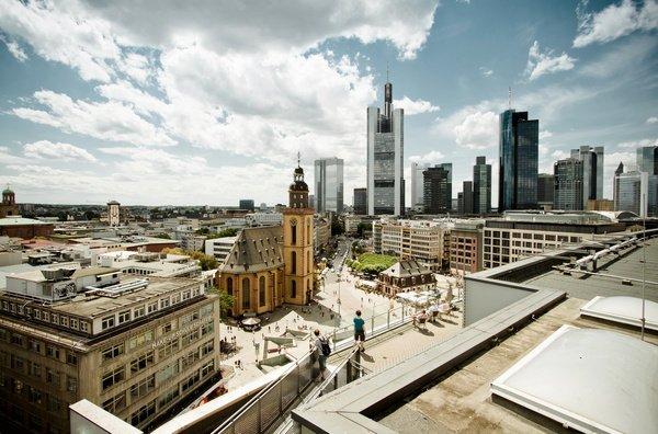Германия, Франкфурт-на-Майне