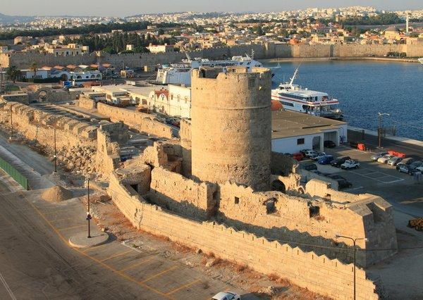 Греция, о Родос