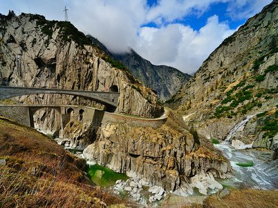 Швейцария, Андерматт