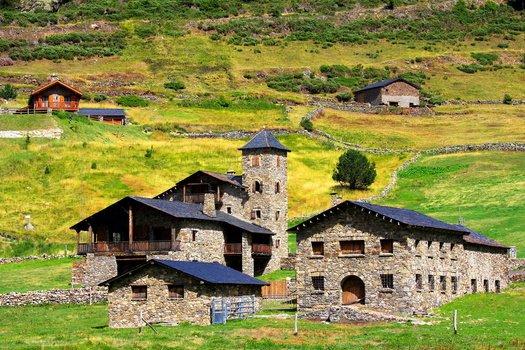 Андорра, Андорра ла Велья