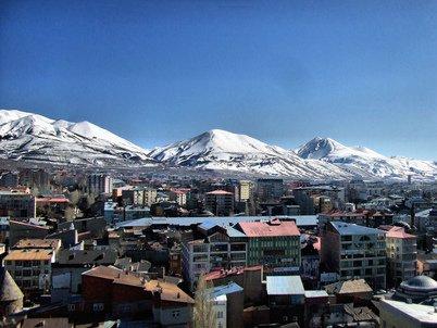 Турция, Эрзурум