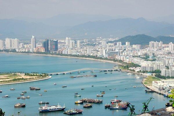 Китай, о Хайнань