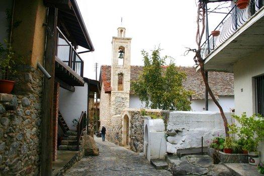 Кипр, Тродос
