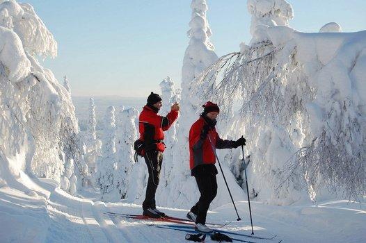 Финляндия, Куусамо