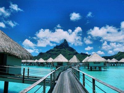 Полинезия, Бора Бора
