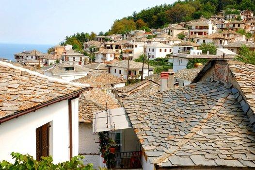 Греция, о. Тасос
