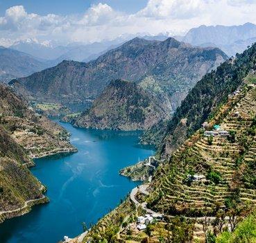 Индия, Гималаи
