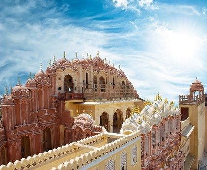 Индия, Джайпур