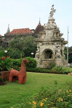 Индия, Мумбай (Бомбей)