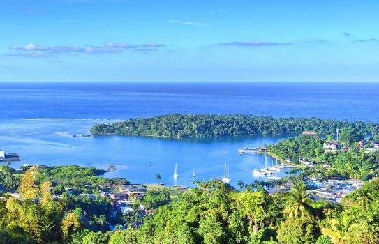 Ямайка, Порт Антонио