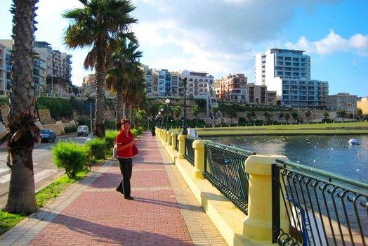 Мальта, Буджибба