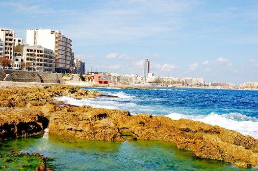 Мальта, о. Комино