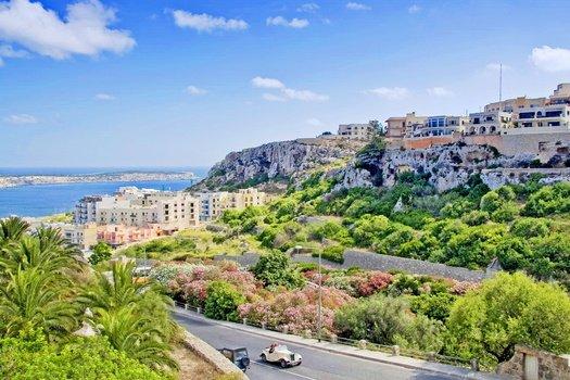 Мальта, Мелиха