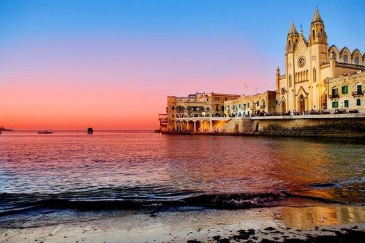 Мальта, Сент-Джулианс