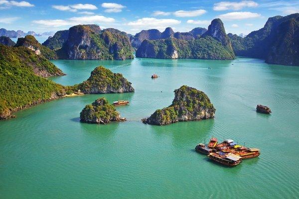 Вьетнам, Халонг