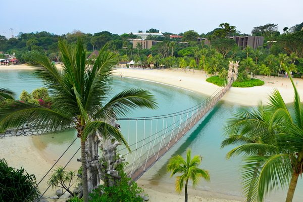 Сингапур, о Сентоза