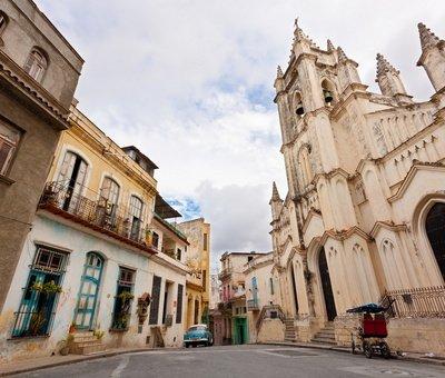 Куба, Сантьяго де Куба