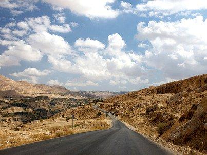 Иордания, Мертвом море в Иордании