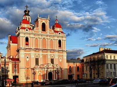 Литва, Бирштонас