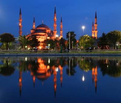 Турция, Кизилагач