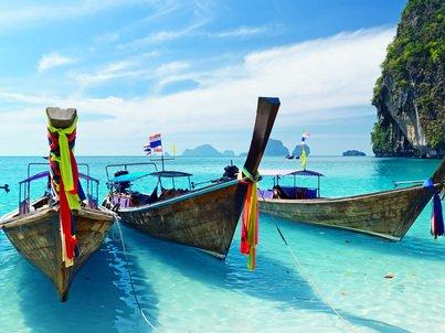 Тайланд, Канчанабури