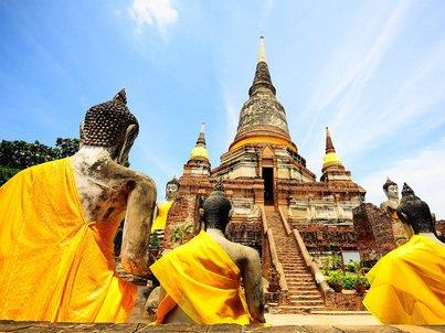Тайланд, Паттайя Бич Роад